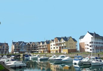 3 bedroom Apartment for rent in Deauville