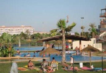 Apartment in Spain, Almerimar: Large Pool area