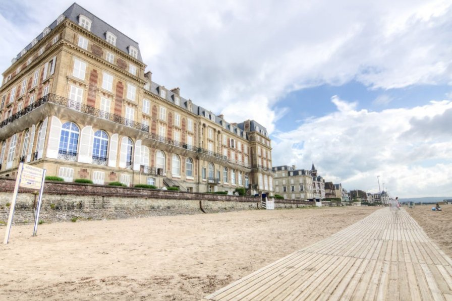 Apartment in France, Port Littoral-Ville Nord