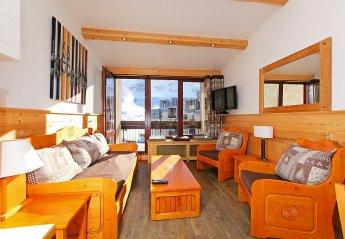4 bedroom Apartment for rent in Tignes