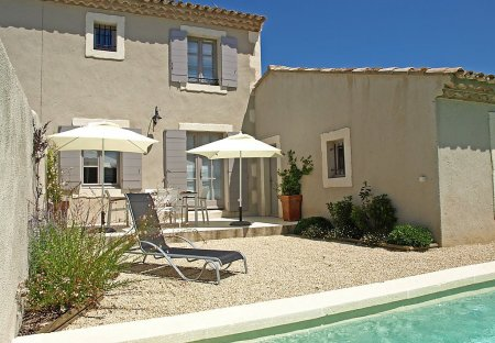 House in Les Ecarts, the South of France