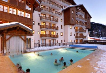 Apartment in Modane, France