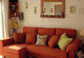 Apartment in La Zenia, Spain: lounge