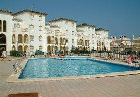 Apartment in La Zenia, Spain: Community Swimming Pool