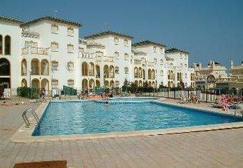Apartment in Spain, La Zenia: Community Swimming Pool
