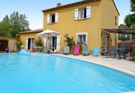 Villa in Sud Est Plateau Puyricard, the South of France: