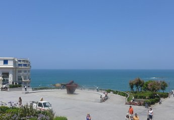 3 bedroom Apartment for rent in Biarritz