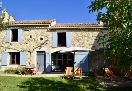Villa in Saint-Just-d'Ardèche, France