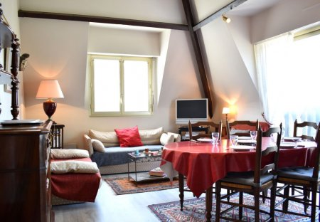Apartment in Deauville, France
