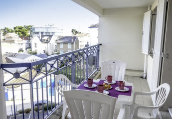 2 bedroom Apartment for rent in Royan