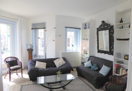 Apartment in Le Sillon-Courtoisville, France