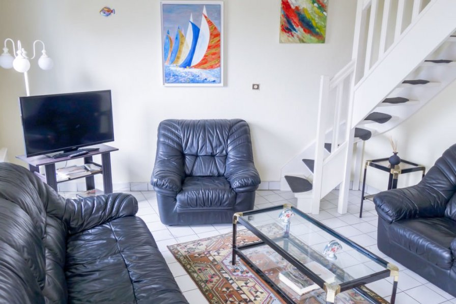 Apartment in France, Rotheneuf-Le Pont