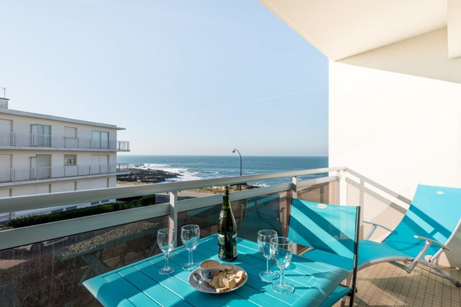 Apartment in France, Quiberon Est