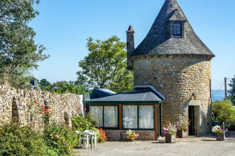 House in France, Roscanvel