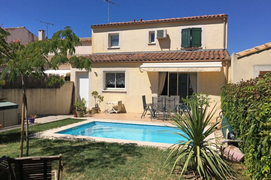 House in France, Aigues-Mortes