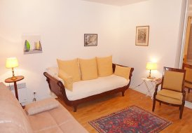 Studio Apartment in Salle des f�tes 7, France