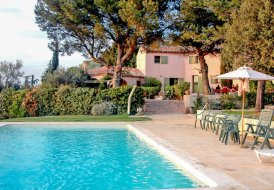 Villa in Meyreuil, the South of France