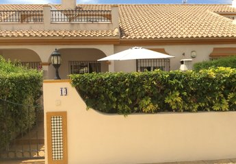 Villa in Spain, Aguamarina: Front of house
