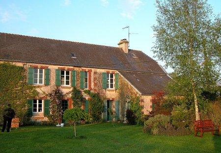 House in Tour-en-Bessin, France