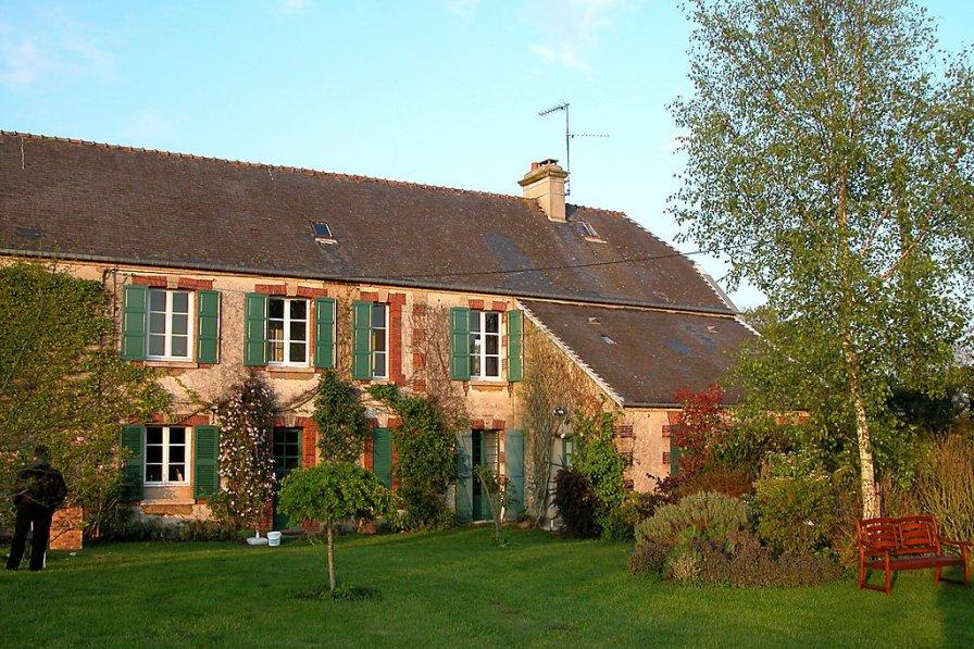 House in France, Tour-en-Bessin