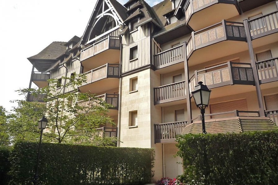 Apartment in France, Tourgéville