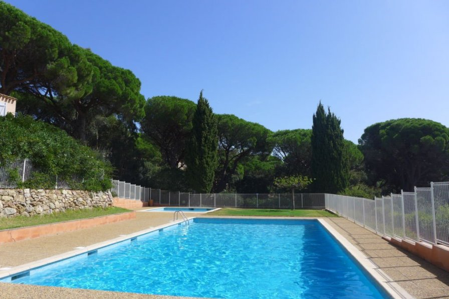 House in France, Sainte-Maxime