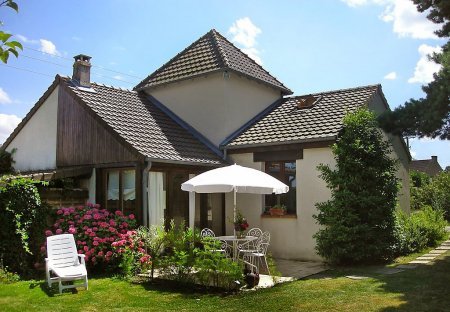 House in Boulon, France