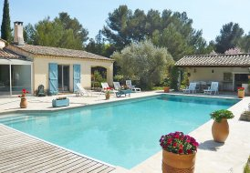 House in Le Beausset, the South of France