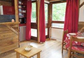Studio Apartment in Saint-Gervais-les-Bains Ouest, France