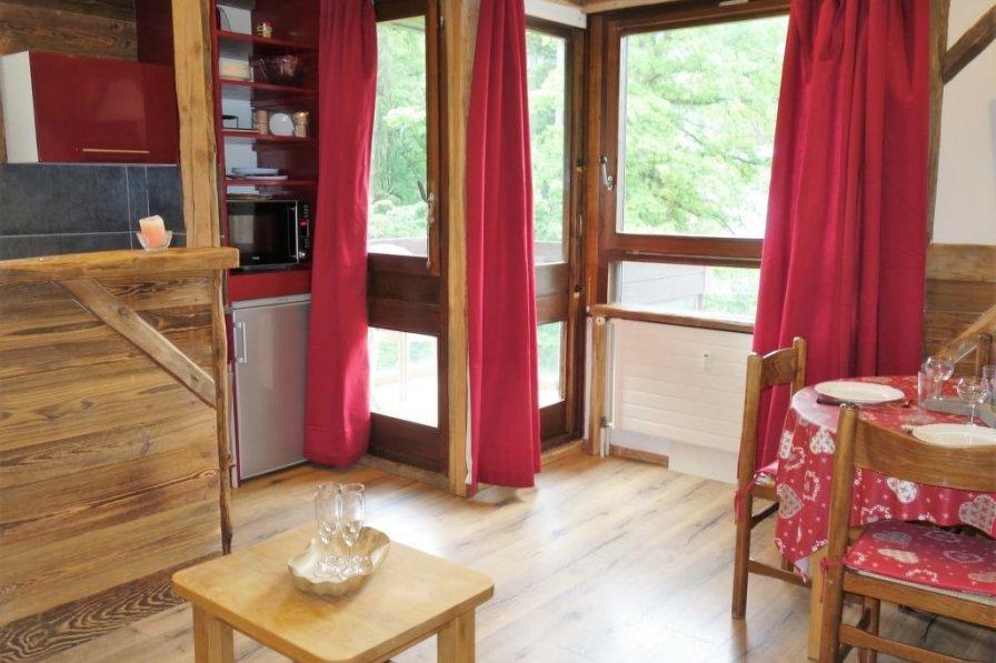 Studio apartment in France, Saint-Gervais-les-Bains Ouest