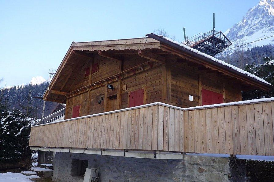 House in France, Les Bossons Les Moussoux