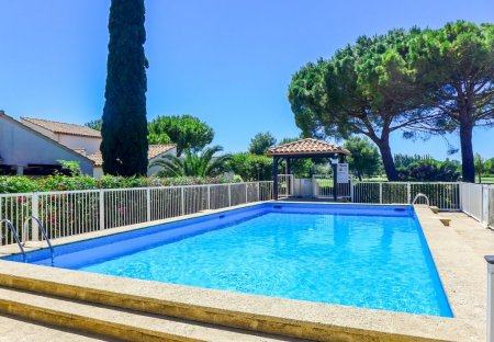 House in La Grande-Motte Nord, the South of France