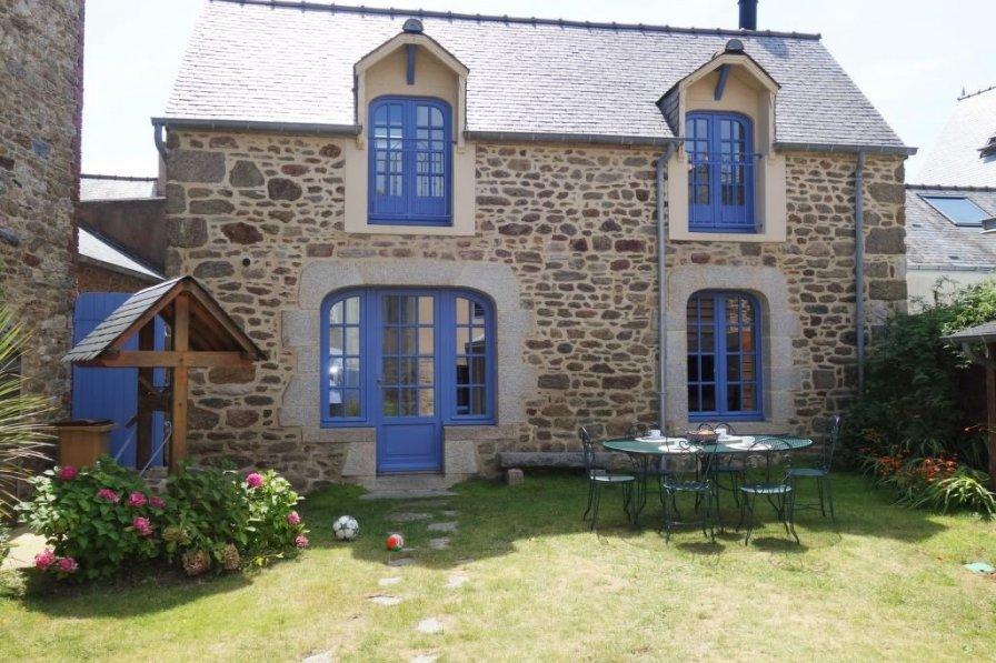 House in France, Port Blanc-St Enogat La Malouine