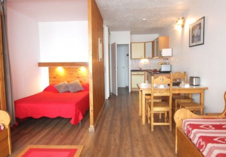 Apartment in Villarembert, France