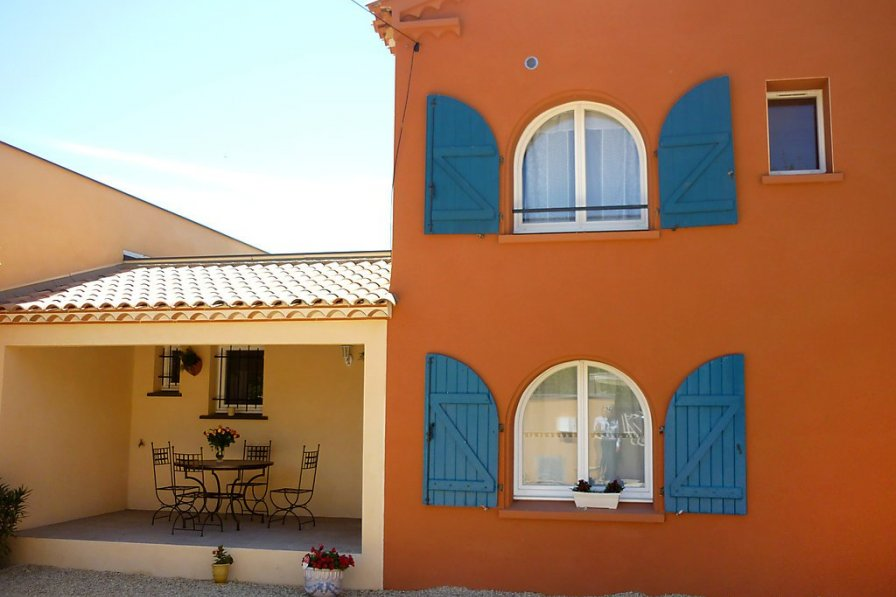 House in France, Le Grau d'Agde
