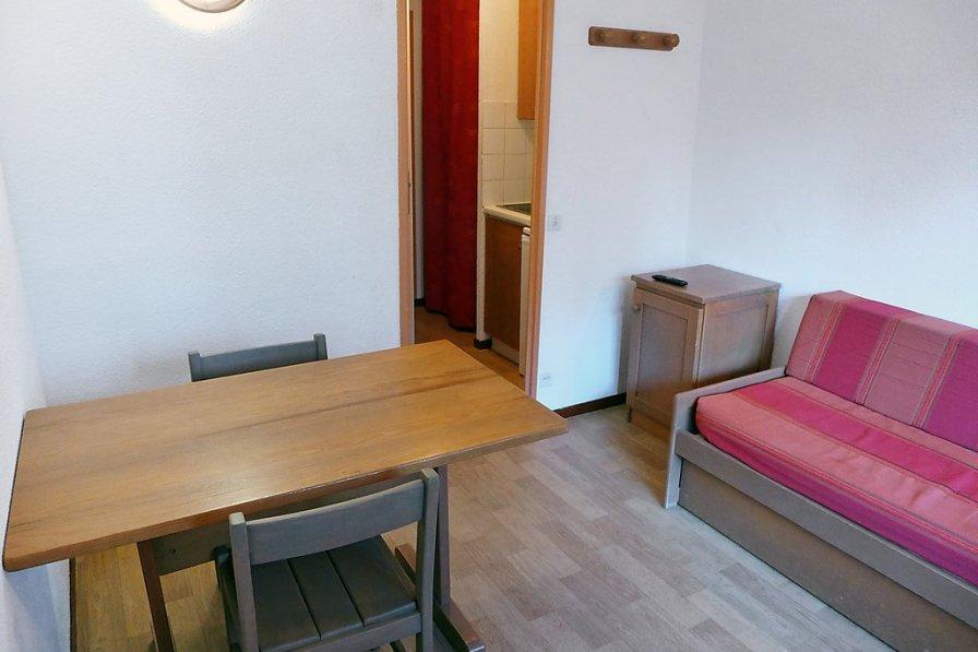 Studio apartment in France, Tignes