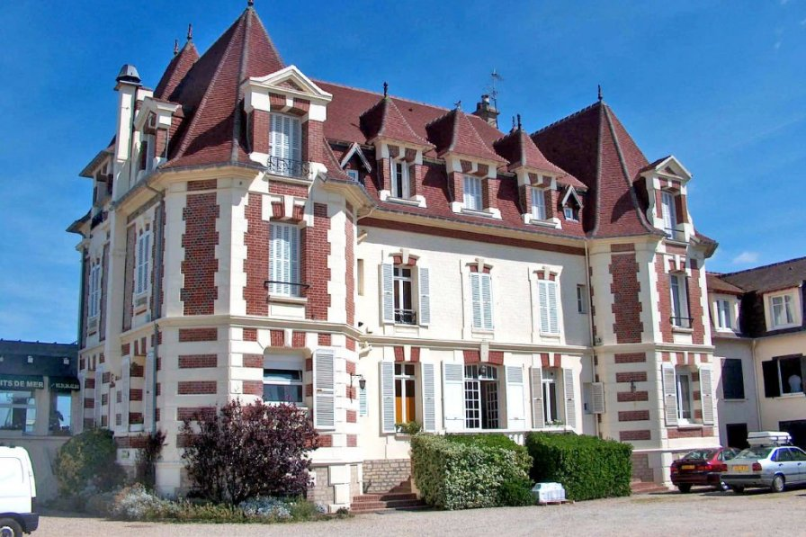 Villa in France, Cabourg