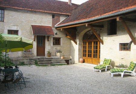 Farm House in Arthonnay, France