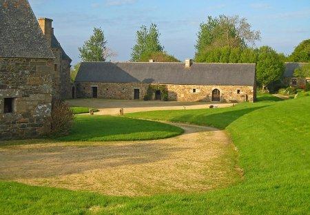 House in Pegase- Le Rhu, France