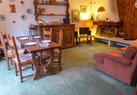 Apartment in Les Bossons Les Moussoux, France