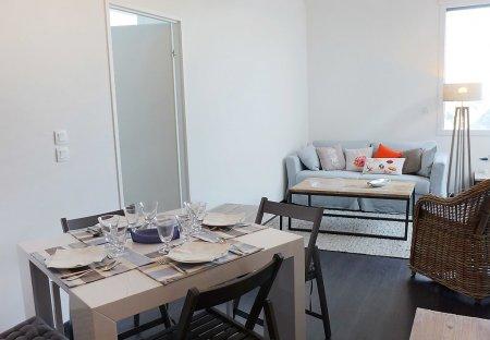 Apartment in Le Clos-Cadot- L'Esperance, France