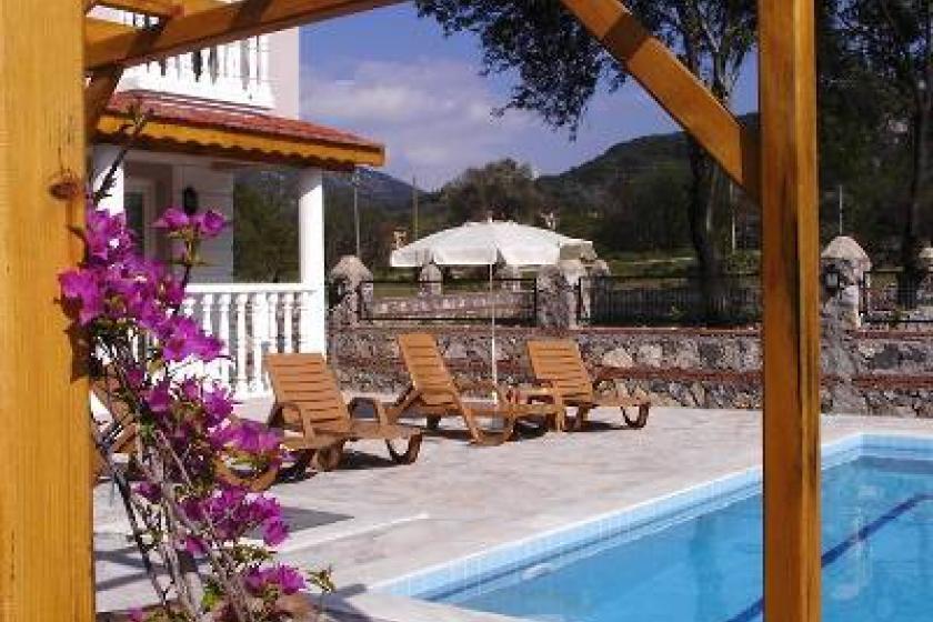 Villa To Rent In Uzumlu Turkey 25219