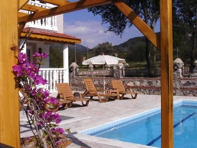 Villa in Turkey, Uzumlu: Villa Insallah- Luxury 4 bedroom/4 bathroom villa.
