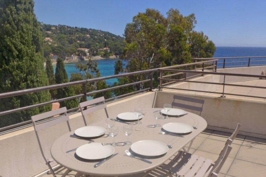 Apartment in France, Le Lavandou