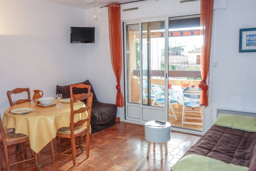 Apartment in France, Saint-Cyr-sur-Mer