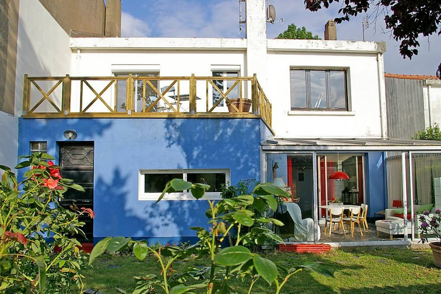 House in France, Les Sables-d'Olonne