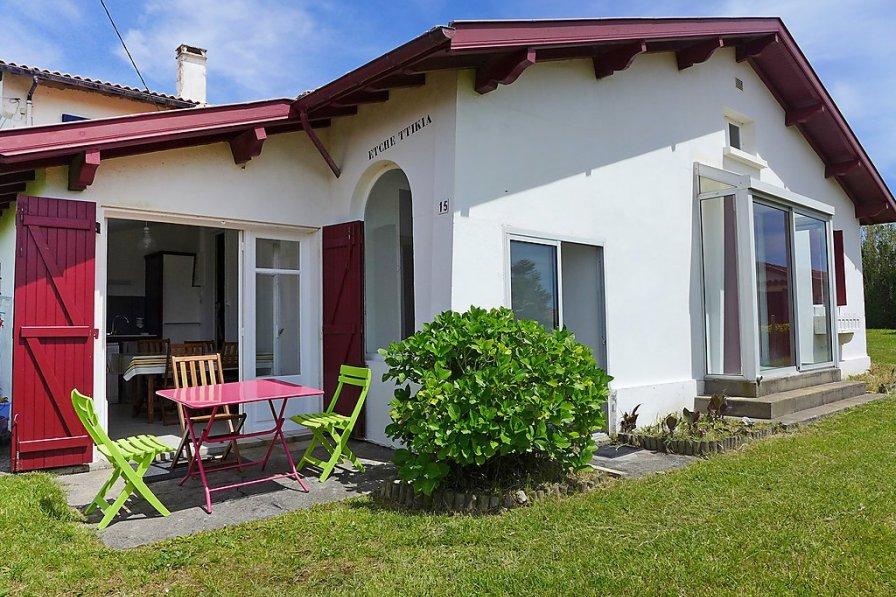 House in France, Bidart