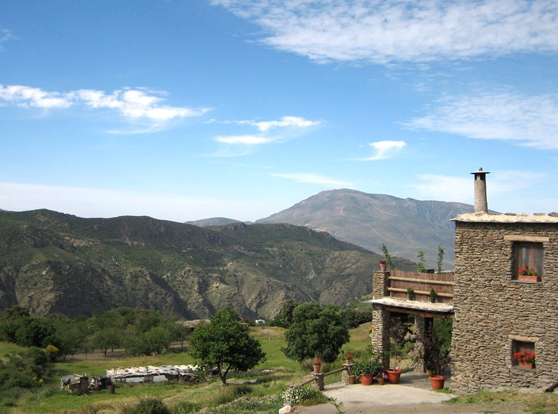 Country house in Spain, Alpujarras