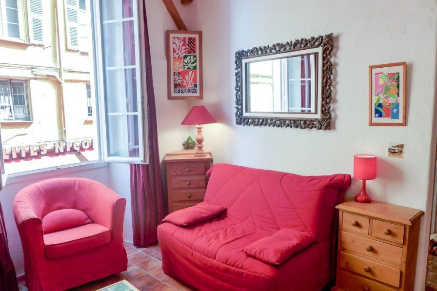 Apartment in France, Vieux Nice-Visitation