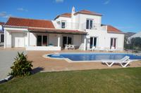 Villa in Portugal, Moncarapacho: luxury villa, sleeps 10, own heated pool, aircon, wifi and games ..